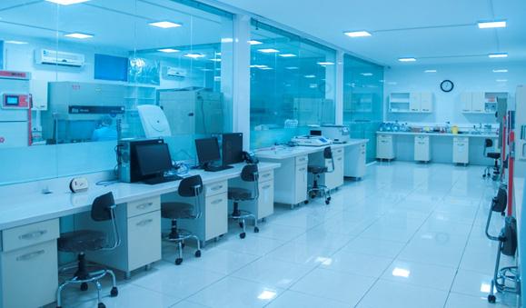 آزمایشگاه امید آفرینان مهندسی آینده