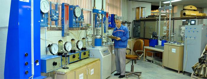 آزمایشگاه آزمونه فولاد