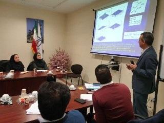 آموزش تخصصی روش میکروسکوپی روبشی الکتروشیمیایی SECM