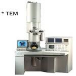بررسی عوامل موثر در پخش شدن مناسب نمونهها برای تصویربرداری با TEM